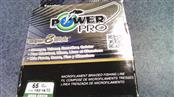 SPECTRA FIBER Fishing Tackle POWER PRO FISHING LINE 65LBS